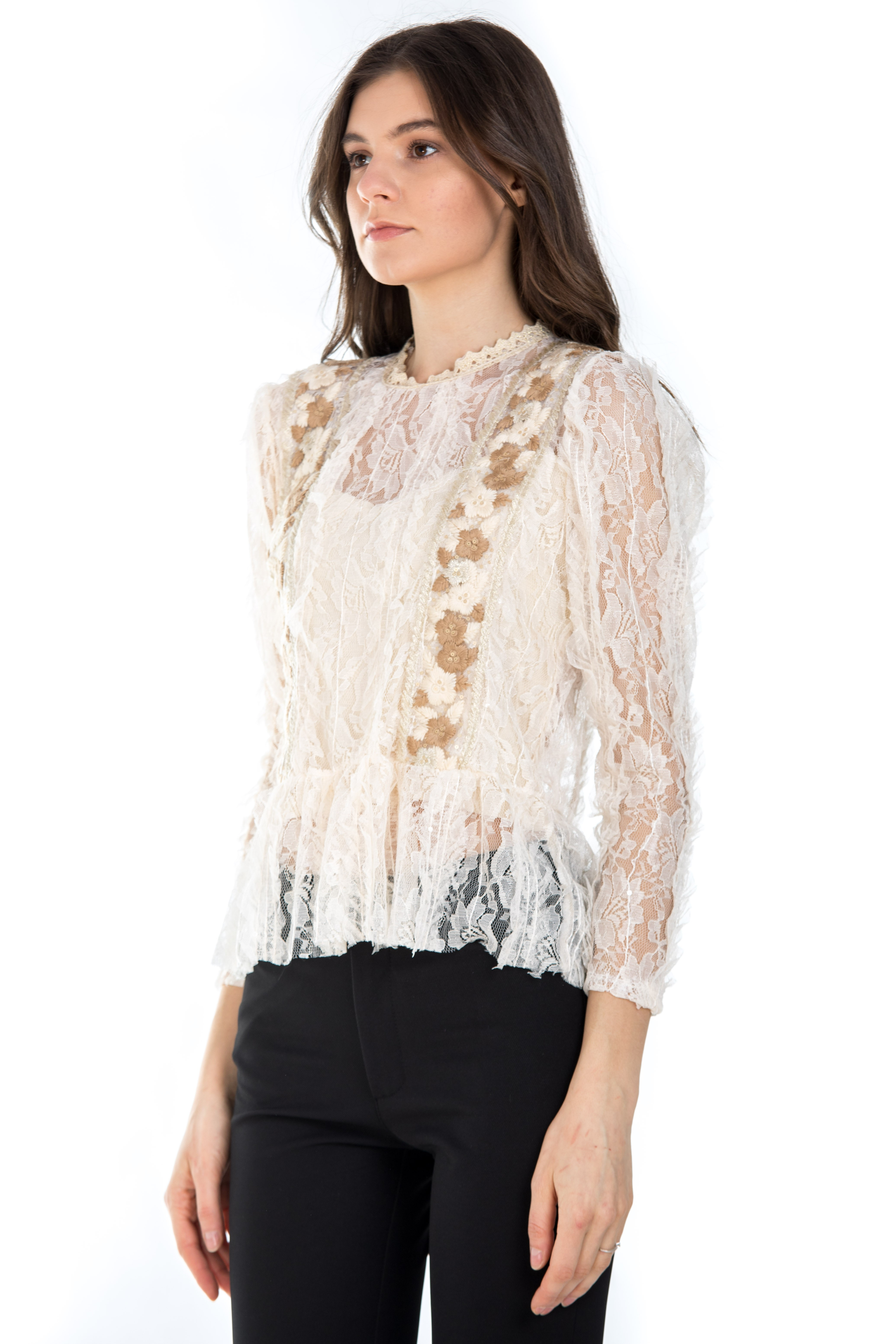 BLUZA BRODERIE AURIE 2