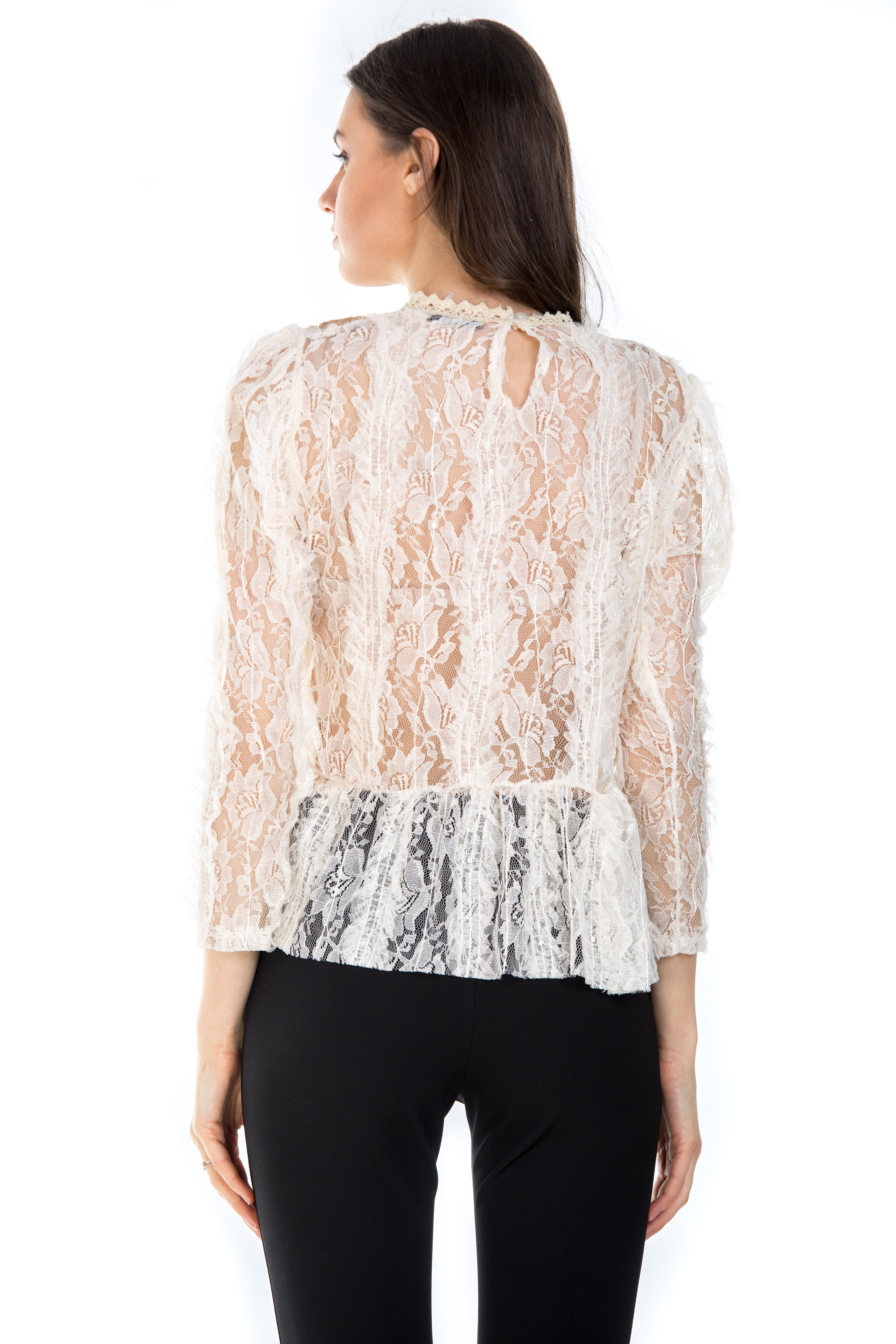 BLUZA BRODERIE AURIE 3