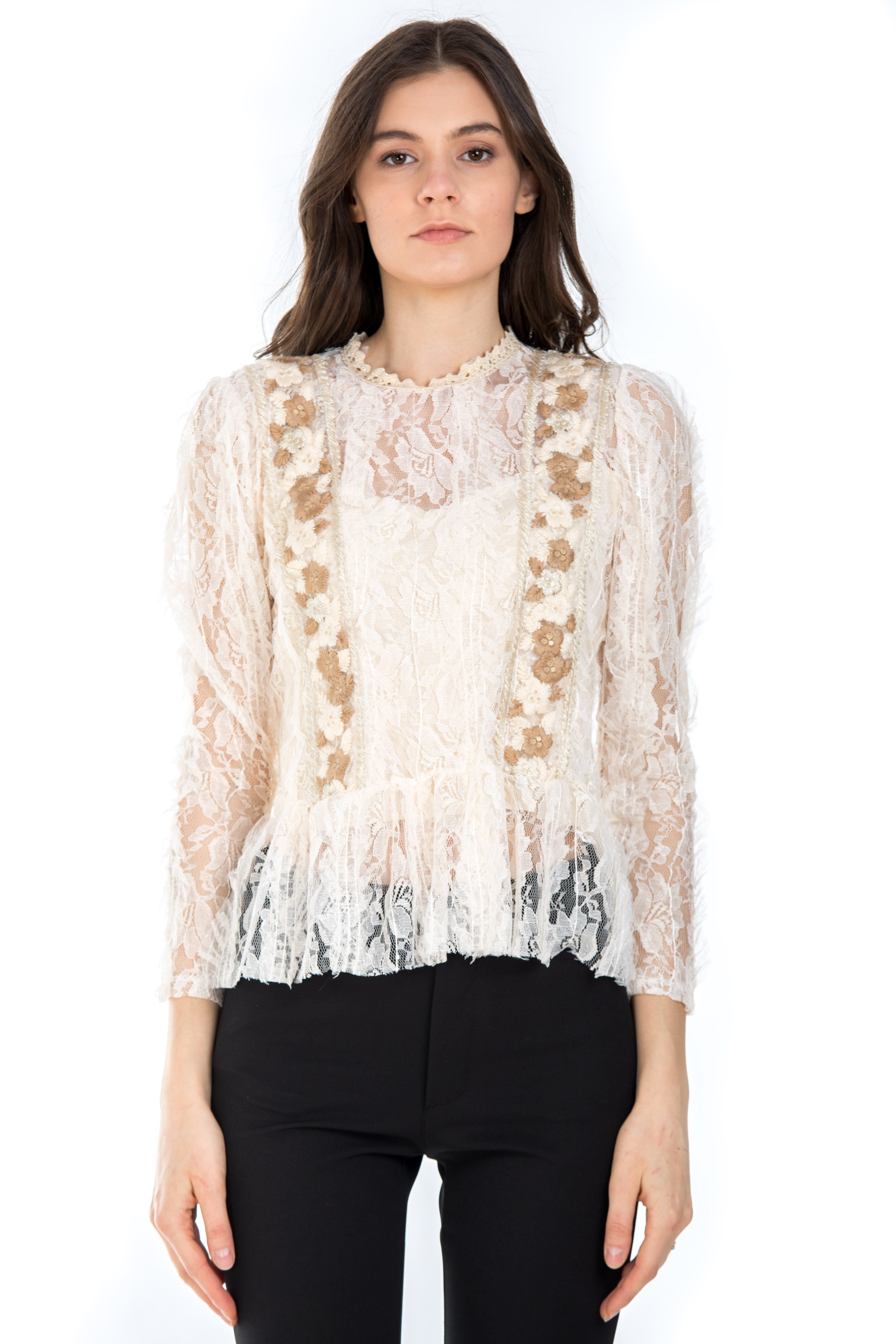BLUZA BRODERIE AURIE 1