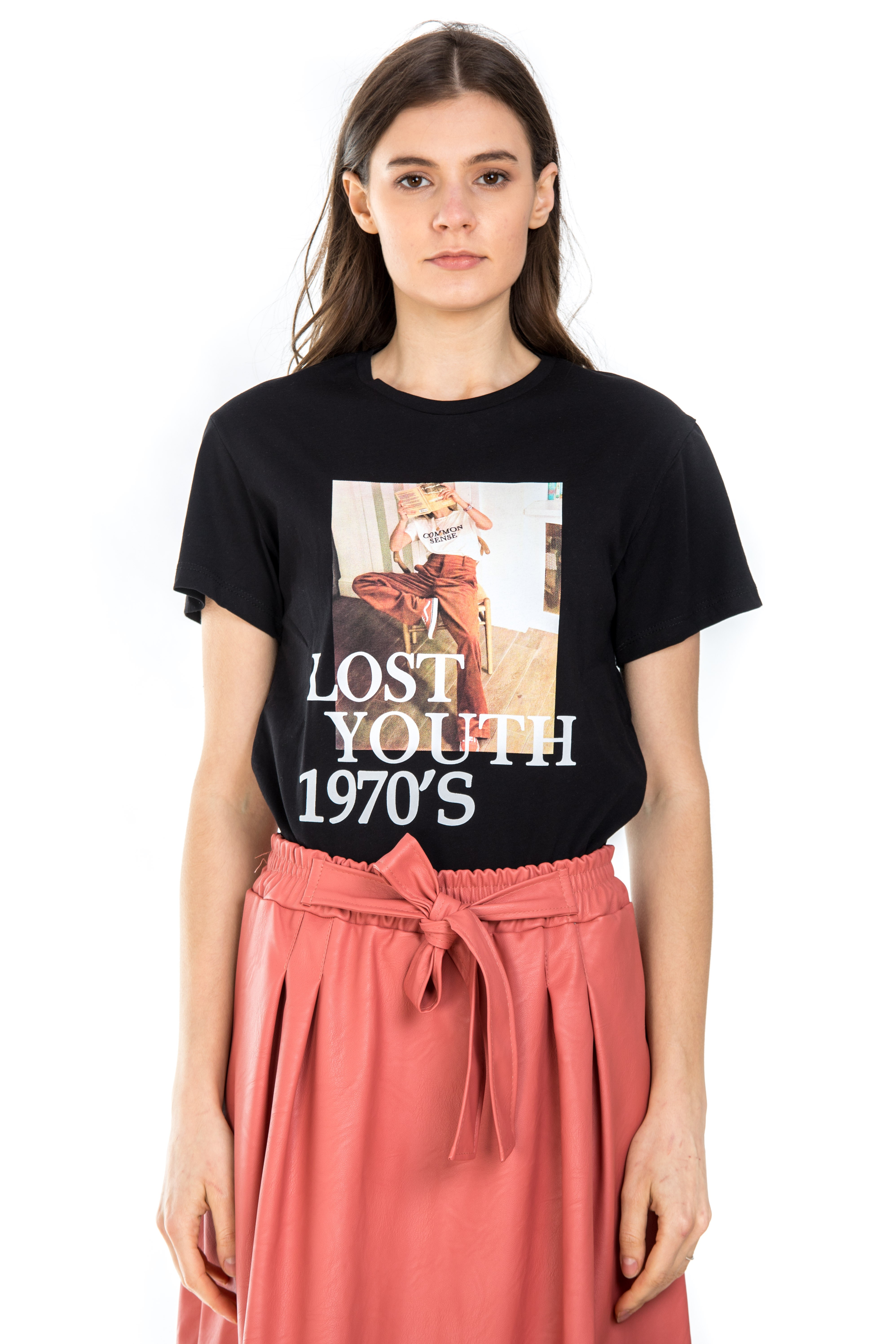 Tricou lost youth 1